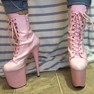 Shoes - Pink Drag shoes